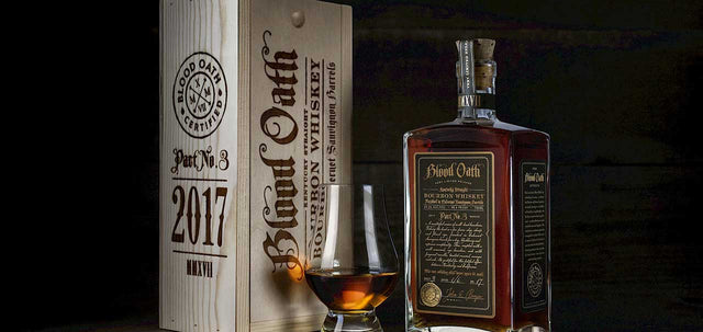 Blood Oath Pact III Bourbon
