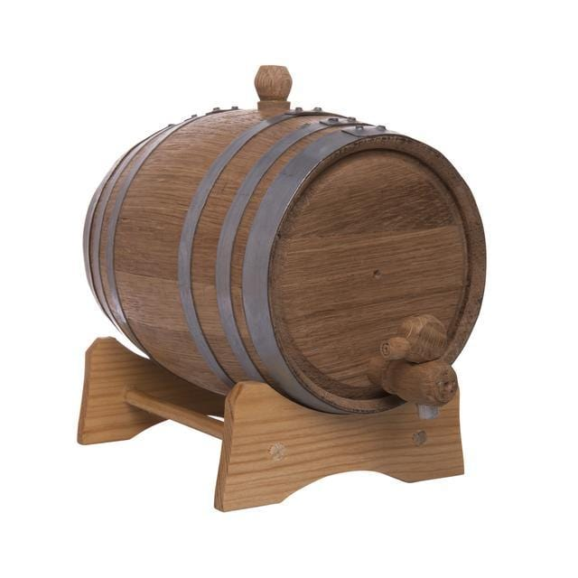 UrbanBar 1L American Oak Barrel