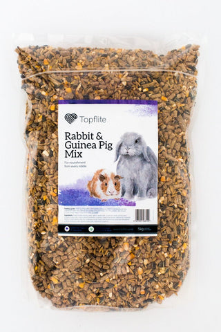 Rabbit & Guinea Pix Mix