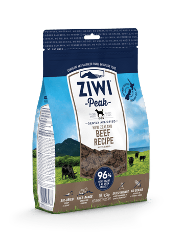 Ziwi Peak Air Dried Dog Cuisine – Beef