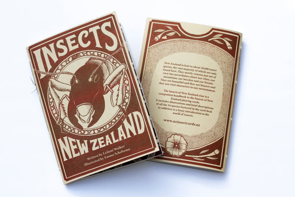 Insects of New Zealand Zine