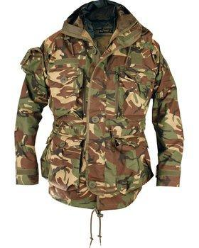 SAS Style Assault Jacket - DPM XL