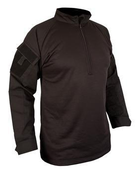 UBACS Tactical Fleece - Black L