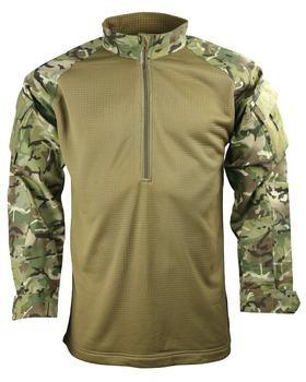 UBACS Tactical Fleece - BTP XL