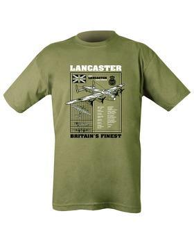 Lancaster T-shirt - Olive Green XL