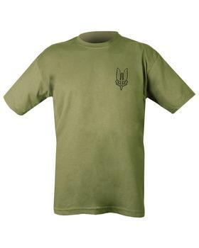SAS T-shirt - Olive Green L