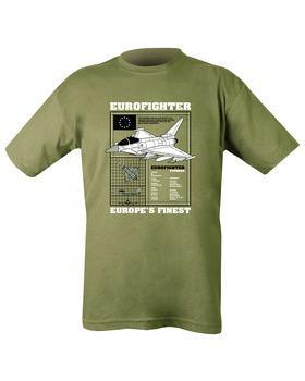 Typhoon T-shirt - Olive Green XL