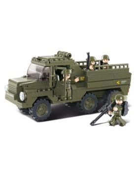 Sluban - B0301 Troop carier truck
