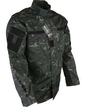 Assault Shirt - ACU Style - BTP Black XLNORTHVIVOR