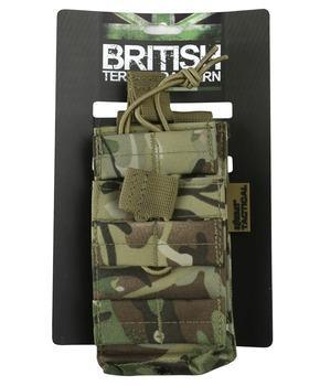 Single Duo Mag Pouch - BTP