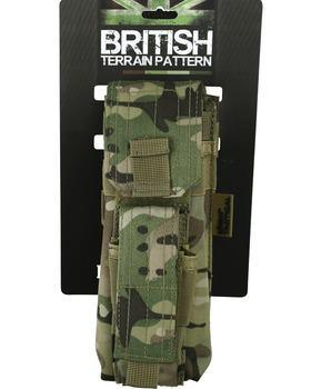 Single Mag Pouch with PISTOL Mag - BTP