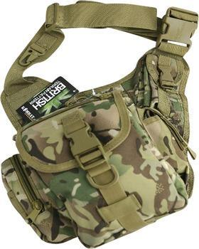 Tactical Shoulder Bag 7 Litre - BTP