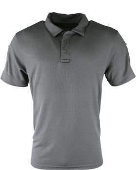 Tactical Polo - Gun Metal GreyXXXL