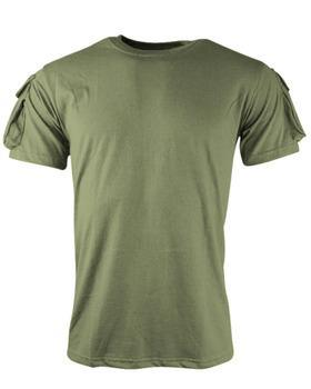 Tactical T-shirt - Olive Green XXL