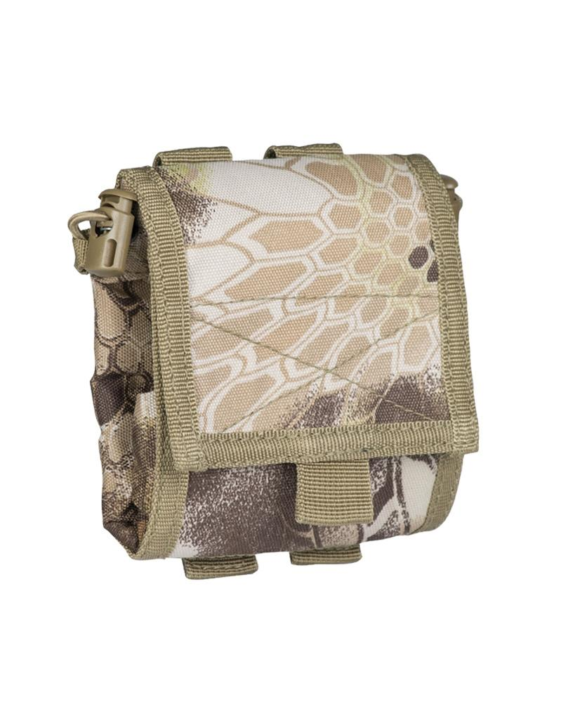EMPTY SHELL POUCH COLLAPS.MANDRA® TANNORTHVIVOR