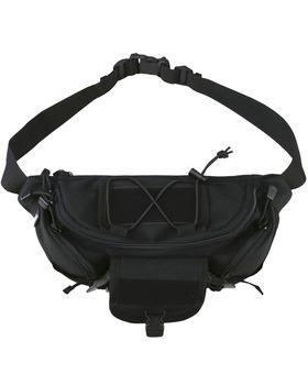 Tactical Waist Bag - Black