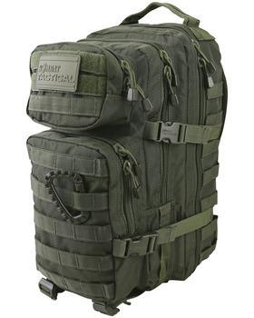 Hex - Stop Small Molle Assault Pack - Olive Green