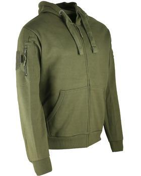 Spec-Ops Hoodie - Olive Green XXL