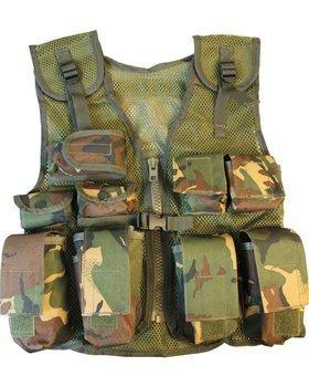 Kids Assault Vest - DPM