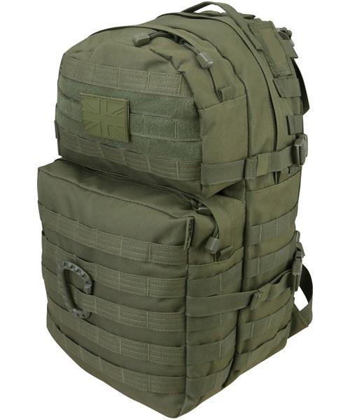 Medium Molle Assault Pack 40 Litre - Olive Green