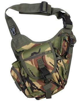 Tactical Shoulder Bag 7 Litre - DPM