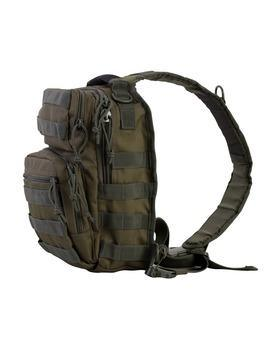 Mini Molle Recon Shoulder Pack - Olive Green