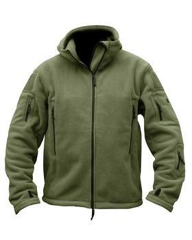 Recon Tactical Hoodie - Olive Green XL