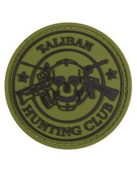 Taliban Patch - Olive Green