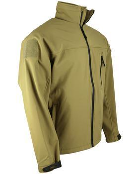 TROOPER - Tactical Soft Shell Jacket Coyote XL