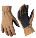 Guantes Softshell interior Thinsulate
