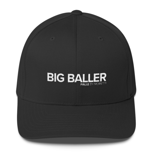 Big Baller FlexFit Structured Twill Cap