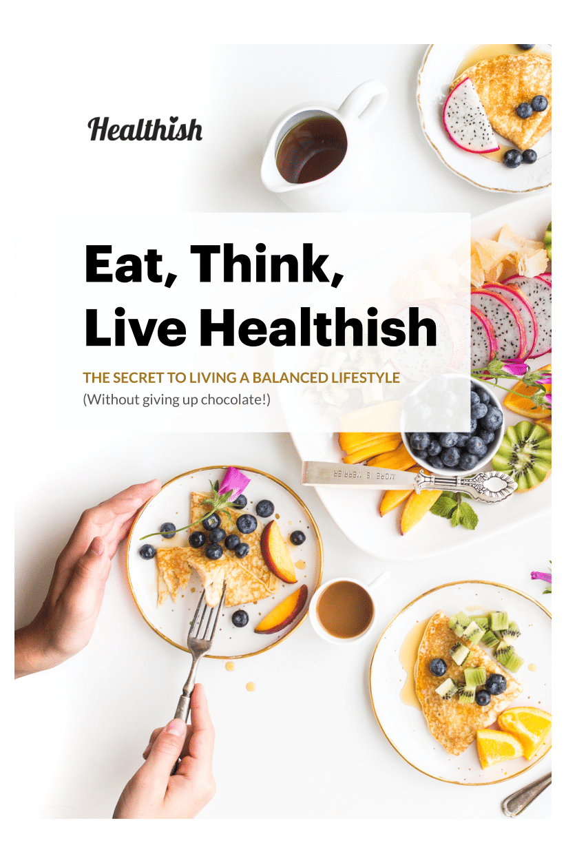 Eat, Think, Live Healthish E-Book