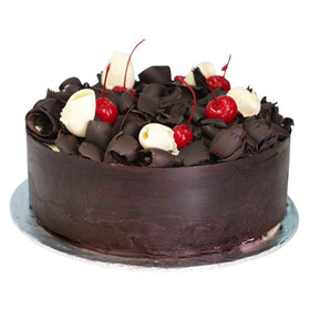 3 Layers Black Forest Cake