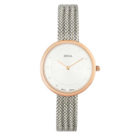 Zeca 1001LP(2).M.P1.RG4 Female - Silver