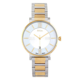 Zeca 1012L.S.D.G1 Female - Gold Silver