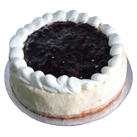 Say Cheese Blueberry Cheesecake