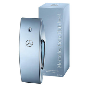Mercedes Benz Club Fresh Eau de Toilette - 100 mL