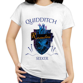 Ravenclaw Seeker T-Shirt - White