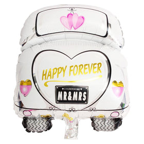 Wedding Car Foil Balloon