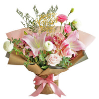 Mother's Day Special With Love Bouquet