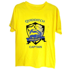 Hufflepuff Captain T-Shirt - Yellow