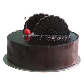 Blackout Chocolate Cake 40x30 cm: 45-55 potong