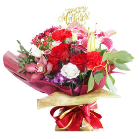 Mother's Day Special Warm Love Bouquet