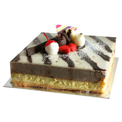 Best of Chocolate and Cheese Cake