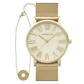 Carrington Eliza CT-2009-55-SET5 With Bracelet - Gold