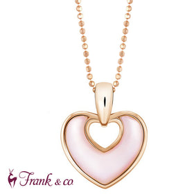 Frank and Co Lustra Pendant & Chain