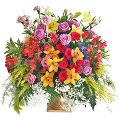 Glorious Floralia in Vase