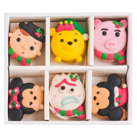 Le Sucre Christmas Series Tsum Tsum Box of 6