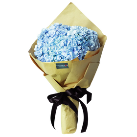 Blue Rhapsody Bouquet