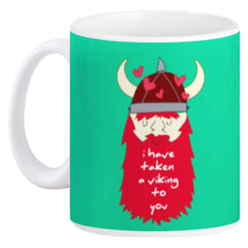 Mug Couple Mr Viking